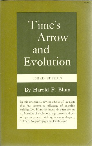 9780691023540: Time's Arrow and Evolution (Princeton Legacy Library)