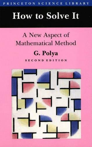 9780691023564: How to Solve It: A New Aspect of Mathematical Method