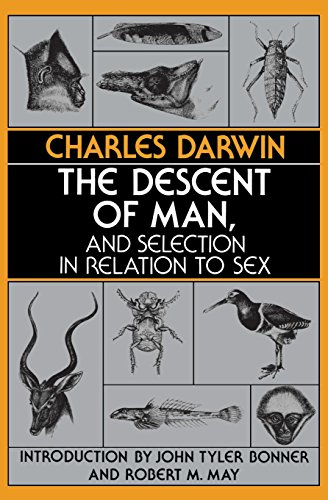 The Descent of Man and Selection in Relation to Sex (Paperback): Charles Darwin