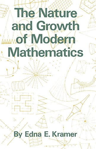 9780691023724: The Nature and Growth of Modern Mathematics
