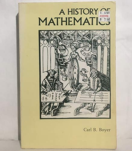 9780691023915: A History of Mathematics