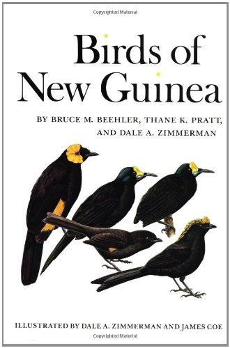 9780691023946: Birds of New Guinea