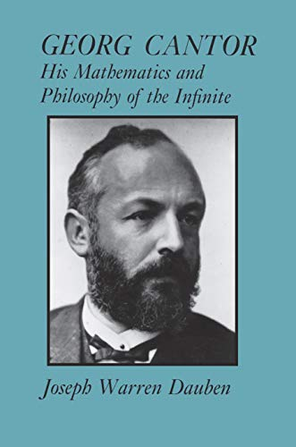 9780691024479: Georg Cantor: His Mathematics and Philosophy of the Infinite