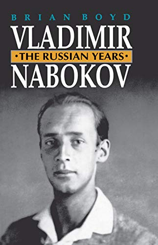 9780691024707: Vladimir Nabokov: The Russian Years: The Russian Years v. 1