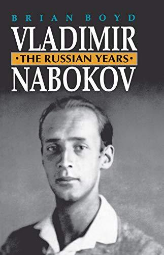 9780691024707: Vladimir Nabokov : The Russian Years