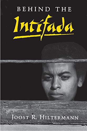 9780691024806: Behind the Intifada