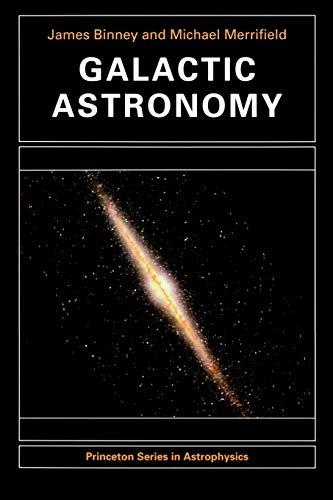 9780691025650: Galactic Astronomy