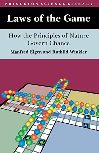 9780691025667: Laws of the Game : How the Principles of Nature Govern Chance ( Princeton Science Library )