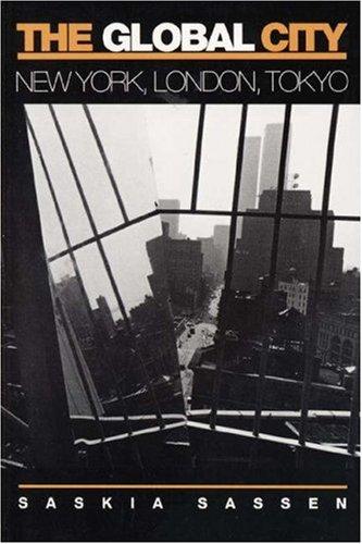 9780691025674: The Global City: New York, London, Tokyo