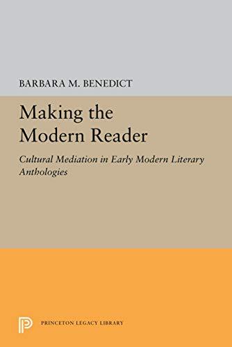 9780691025780: Making the Modern Reader