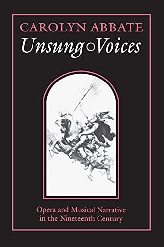 9780691026084: Unsung Voices
