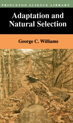9780691026152: Adaptation and Natural Selection: A Critique of Some Current Evolutionary Thought