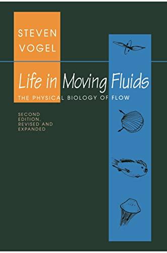 Life in Moving Fluids: Vogel,