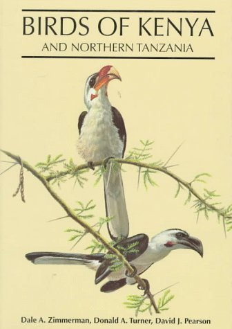 9780691026589: Birds of Kenya and Northern Tanzania