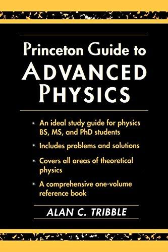 9780691026626: Princeton Guide to Advanced Physics