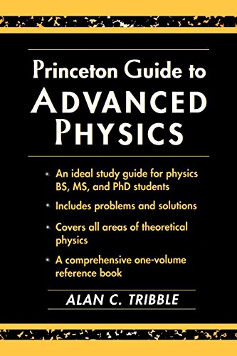 9780691026626: Princeton Guide to Advanced Physics