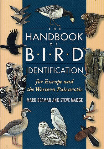 9780691027265: The Handbook of Bird Identification for Europe and the Western Palearctic