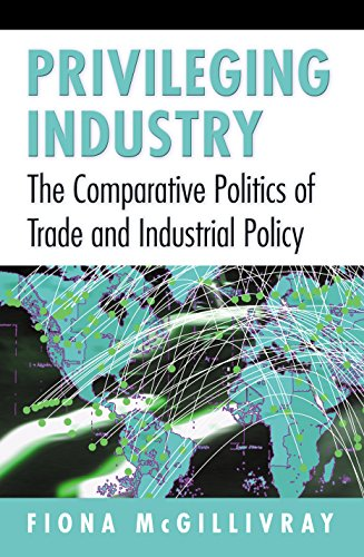9780691027692: Privileging Industry: The Comparative Politics of Trade and Industrial Policy