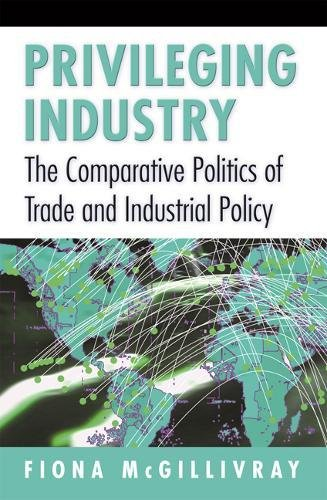 9780691027708: Privileging Industry: The Comparative Politics of Trade and Industrial Policy