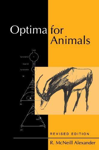 9780691027999: Optima for Animals