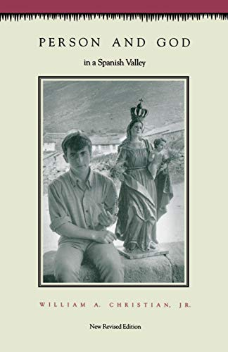9780691028453: Person and God in a Spanish Valley: Revised Edition