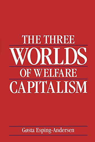 9780691028576: The The Three Worlds of Welfare Capitalism