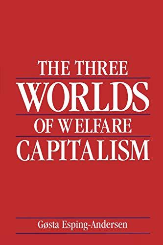 9780691028576: The Three Worlds of Welfare Capitalism