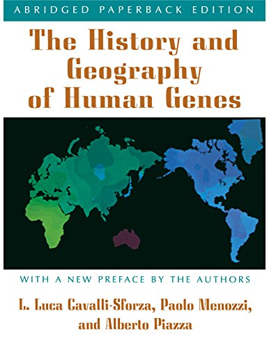 9780691029054: The History and Geography of Human Genes