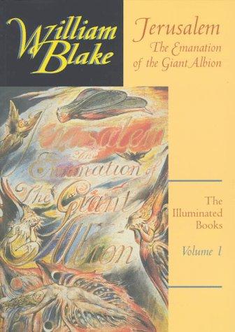 9780691029078: Jerusalem (The Illuminated Books of William Blake, Volume 1)