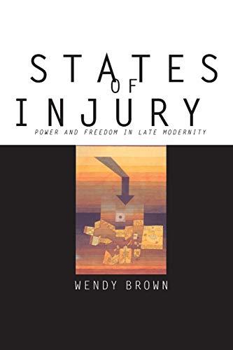 9780691029894: States of Injury