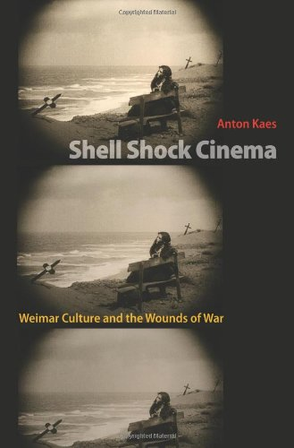 9780691031361: Shell Shock Cinema: Weimar Culture and the Wounds of War