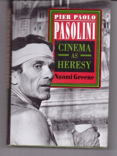 9780691031484: Pier Paolo Pasolini: Cinema as Heresy