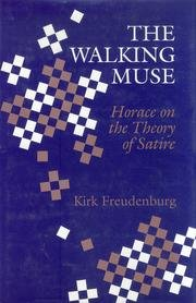 9780691031668: The Walking Muse