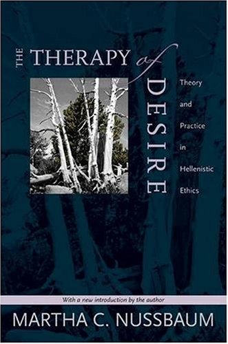 9780691033426: 2: The Therapy of Desire: Theory and Practice in Hellenistic Ethics