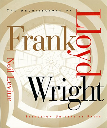 9780691033716: The Architecture of Frank Lloyd Wright