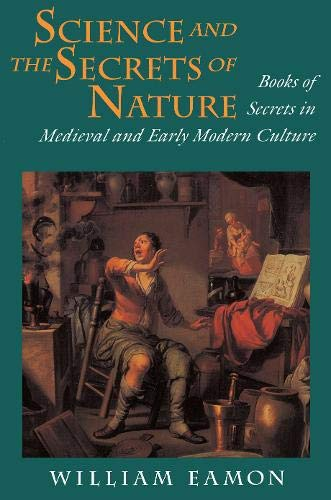 9780691034027: Science and the Secrets of Nature: Books of Secrets in Medieval and Early Modern Culture