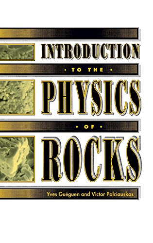 9780691034522: Introduction to the Physics of Rocks