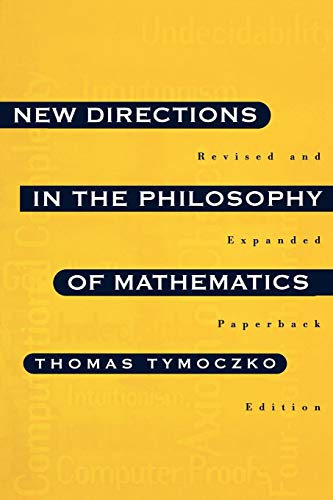 9780691034980: New Directions in the Philosophy of Mathematics: An Anthology
