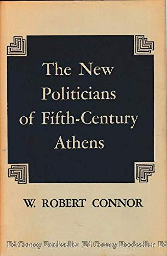 9780691035390: New Politicians of Fifth Century Athens