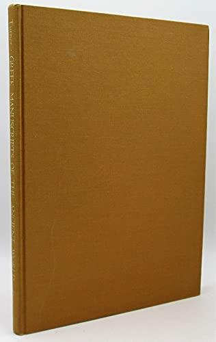 9780691035413: Greek Manuscripts of the Ancient World