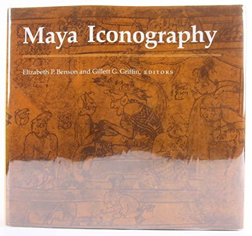 9780691035901: Maya Iconography