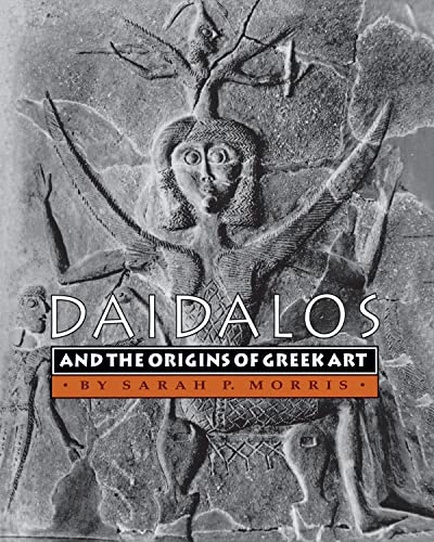 9780691035994: Daidalos and the Origins of Greek Art