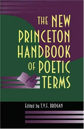 9780691036717: The New Princeton Handbook of Poetic Terms
