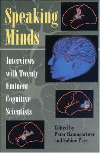9780691036786: Speaking Minds: Interviews With Twenty Eminent Cognitive Scientists