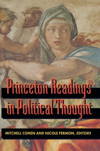 9780691036892: Princeton Readings in Political Thought