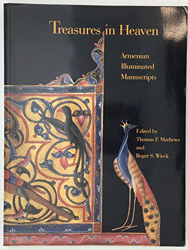 Treasures in Heaven - Armenian Illuminated Manuscripts
