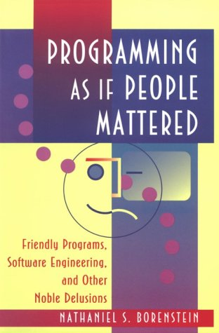 9780691037639: Programming as if People Mattered