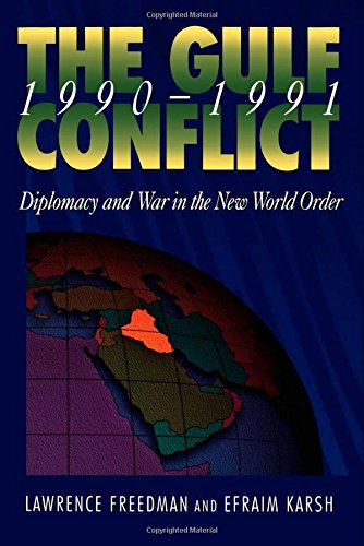 9780691037721: The Gulf Conflict, 1990-1991