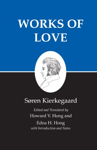 9780691037929: Works of Love : Kierkegaard's Writings, Vol 16