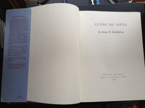 9780691038216: Guido da Siena